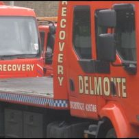 Recovery vehicles 5